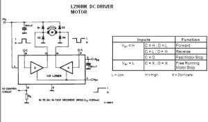 IC Driver Motor DC L298