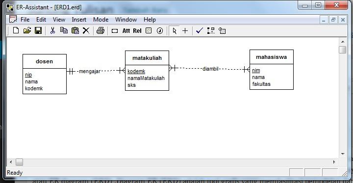 Contoh Database Er - Contoh Club