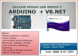 belajar Arduino & VB.Net